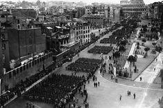 Via dei Fori Imperiali, 08-11-1932