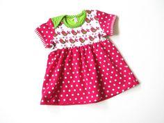 """Kleid """"Tirili"""" von millibitschi auf DaWanda.com"""