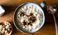 Mix up your morning — or afternoon, or evening — with an oat-filled meal.