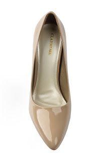 Jual sepatu wanita murah dan berkualitas  CLAYMORE High Heels MZ - 09 Cream 669ef6e47c