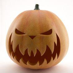 Halloween Pumpkin Max - 3D Model