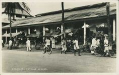 An old postcard from Zanzibar, British East Africa  The Collectors' Shop Blackrock, Co Dublin #postcards #vintage #antique