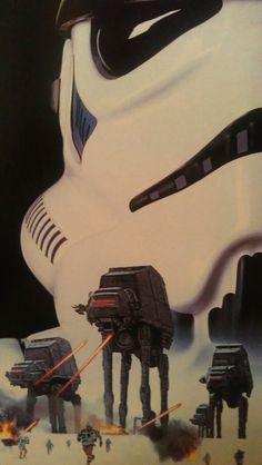 Poster Battle on Hoth