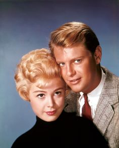 A Summer Place (1959) | Sandra Dee and Troy Donahue