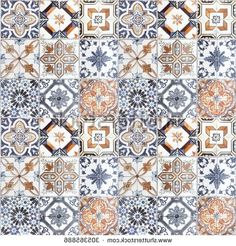 Ceramic Wall Tiles Stock Photos Images Amp Pictures Shutterstock intended for  Old Ceramic Tile