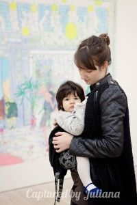 Kensington Mums Mother and Baby Outing to the Saatchi Gallery. http://www.kensingtonmums.co.uk/kmblog/index.php/archives/3186