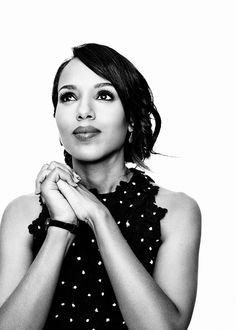The Variety Emmy Portrait Studio: Drama Contenders -  Kerry Washington