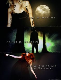 Cassandra Clare reveals the book titles for THE DARK ARTIFICES