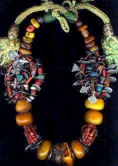 Berber Necklace - Original Source Unknown