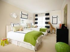 bedroom for kids - Home and Garden Design Idea's