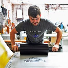 Haven Press Studio - Centuries-old traditions meet modern technology at the Brooklyn shop