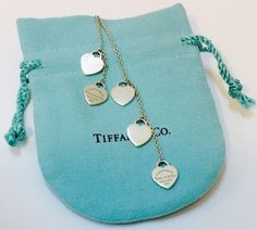 Return To Tiffany Hearts Necklace