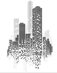 Vector Design - Building and City Illustration at night, City scene on nig. Vector Design - Building and City Illustration at night, City scene on night time, Urban cityscape - stock vec Graphisches Design, Vector Design, Vector Art, Logo Design, City Vector, Urban Design, Wall Design, Vector Illustrations, Vector Graphics