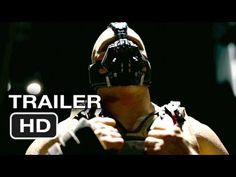 The Dark Knight Rises Official Movie Trailer (2012) HD