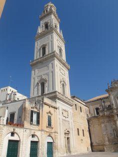 Beautiful church in #Lecce #Italy
