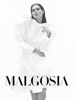 Harper's Bazaar Poland. Malgosia Bela by Koray Birand