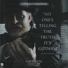 #Gotham ^^^ it's sad because Butch was actually telling the truth
