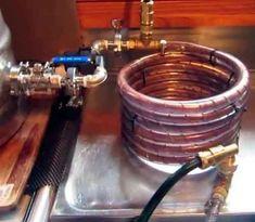 Cerveza de Argentina - Como fabricar tú propio enfriador contracorriente