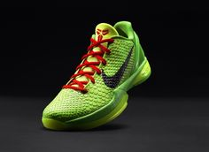 size 40 06bfd 86044 Where Can I purchase Nike Zoom Kobe VI Christmas Day Green means Go Sneakers