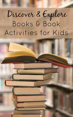 Great Books and Book Activities for Kids