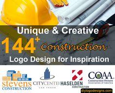 144+ Best Construction Company Logo Design Samples   #ConstructionLogoDesign #LogoDesign #Logo