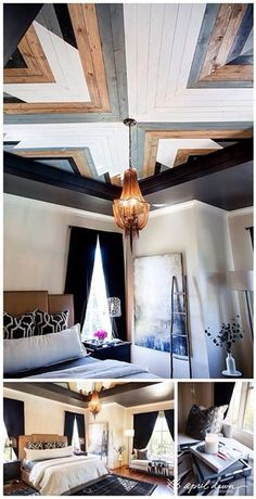 www.aprildawndesigns.me | #interiors #decor #masterbedroom