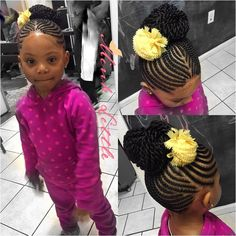 Girls Braided Hairstyles Prepossessing Cute Updo  Kid Braids  Pinterest  Updo Hair Style And Girl