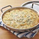 Try the Potato and Onion Gratin Recipe on williams-sonoma.com