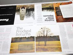 My Story Press Check by Dave Keller