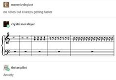 17 Jokes Thatll Make Any Non-Musician Say I Dont Get It - Jokes - Funny memes - - Warning: puns about clefs ahead. The post 17 Jokes Thatll Make Any Non-Musician Say I Dont Get It appeared first on Gag Dad. Music Jokes, Music Humor, Funny Music, Orchestra Humor, Music Music, Tumblr Funny, Funny Memes, Hilarious Jokes, Band Jokes