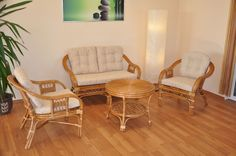 When purchasing real rattan furniture, ensure you test it out before buying. A lot of people neglect this step, and as soon as they buy and carry their rattan furniture inside their homes, they discover that something is wrong. It can be difficult to get it replaced at some real wicker furniture...