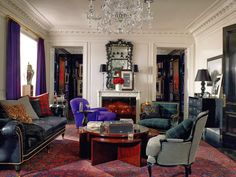 Luxury Life Design: Apartment No. One by Ralph Lauren Home - Royalty as inspiration