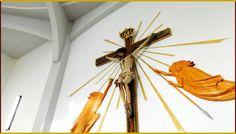 Crocifissi di Sicilia Marinella di Selinunte (TP) – Parrocchia Sacro Cuore di Maria – Crocifisso ligneo (1670)