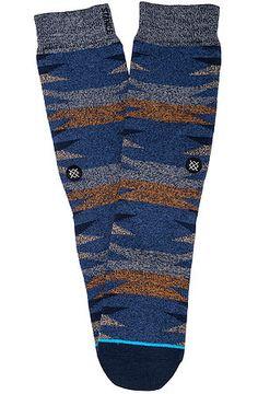 Stance Socks Socks Four Corners Socks in Blue