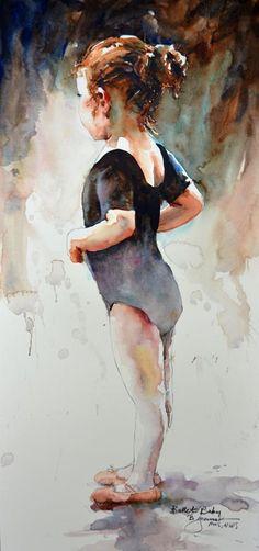 Ballet Baby | Bev Jozwiak