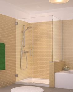 Our Royal Series features frameless, heavy glass shower enclosures with high-performance, German-engineered wall-mount and glass-to-glass hinges that exceed industry standards. The Royal Series now affords your customers a choice of a cost-effective hinge system that surpasses the quality, design and function of other brands.