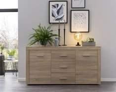 Sideboard Modern, Rustic Sideboard, Sideboard Cabinet, Shoe Cabinet, Home Office, Beautiful Homes, Drawers, New Homes, Colours