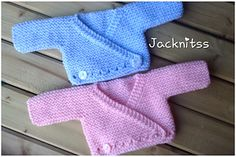 "This is a FREE pattern to fit preemie baby size approx. 3 to 5lb. Garment measures underarm to underarm 5.5"" length 5"""
