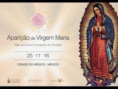 Aparição da Virgem Maria Rosa da Paz - Cidade do México, México - 25...
