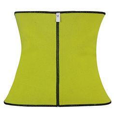 21f175733a19a Shaperdiva Womens Neoprene Sport Slimming Waist Belts Cinchers Body Shaper  Medium Black  gt  gt