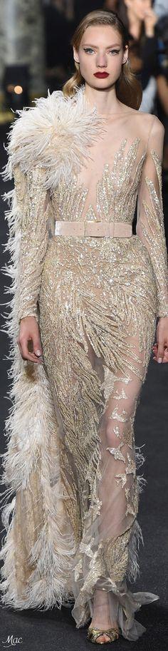 Fall 2016 Haute Couture - Elie Saab