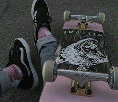 Skatebordist