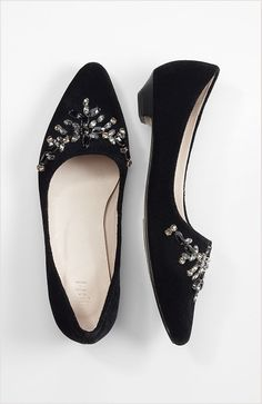 shoes & accessories outlet > jeweled skimmers at J.Jill
