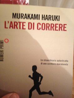 L'arte di correre, Murakami
