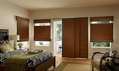 These blinds are prepared by using Timber Venetian Blinds, which is quite strong. These blinds remain solid, whether you have kids or pets in your home.