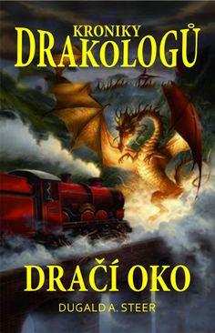 Kniha Kroniky drakologů 1 - Dračí oko | bux.cz
