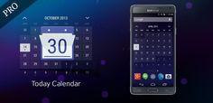 Today Calendar Pro v4.0.6.4 build 156  Martes 22 de Diciembre 2015.Por: Yomar Gonzalez | AndroidfastApk  Today Calendar Pro v4.0.6.4 build 156 Requisitos: 4.1 y versiones posteriores Descripción: Hoy en día es una aplicación de calendario moderno aerodinámico para Android. Hoy en día es una aplicación de calendario moderno aerodinámico para Android. A pesar de que se deriva de la misma población civil Android como la mayoría de los calendarios alternativos en la Play Store hoy se diferencia…