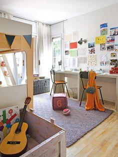 Un cuarto para jugar... y estudiar