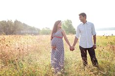 Loving Southeast asian couple at their maternity session in a colorful field in Dallas by Lynn in Love Photo, Dallas Maternity Photographer