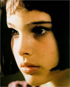 A young Natalie Portman. I believe this is from her first film role in The Professional